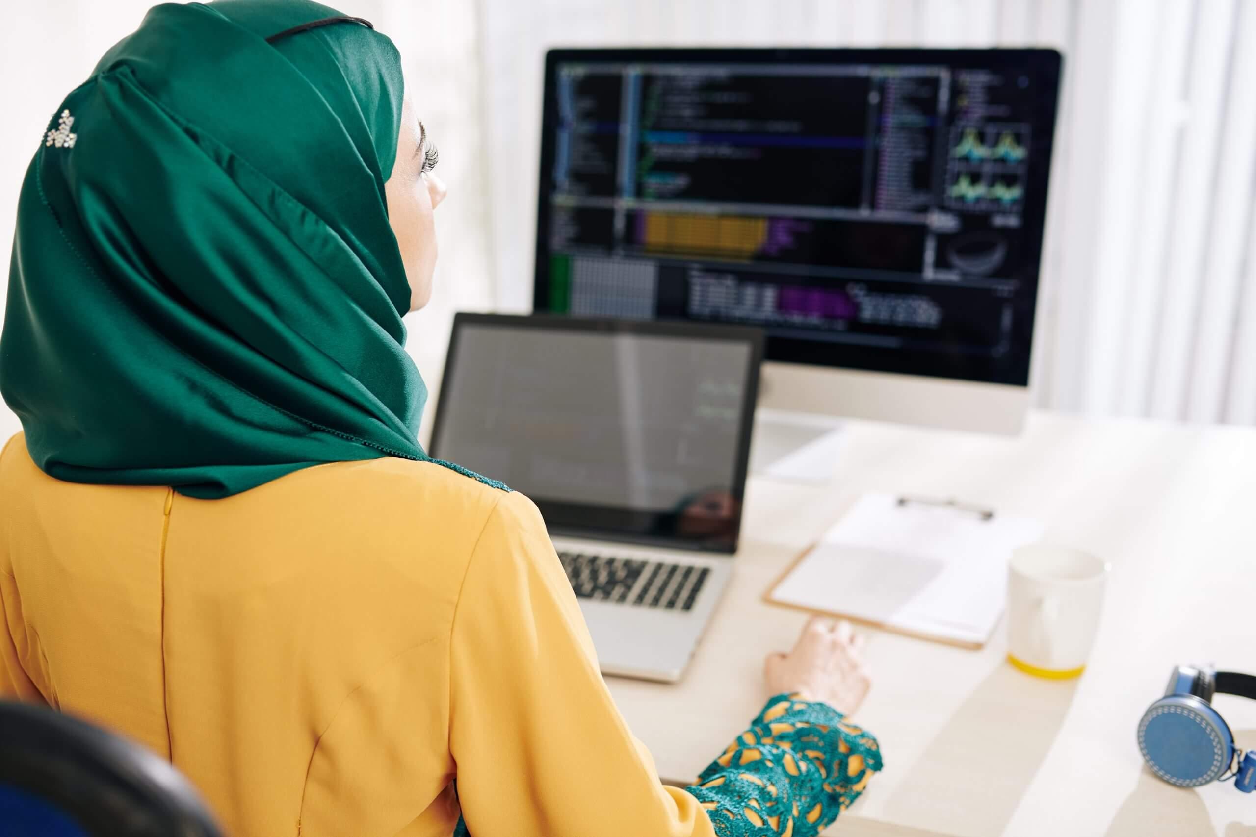https://technoedgelearning.ca/wp-content/uploads/2020/09/muslim-woman-coding-Y9SE6JS-scaled.jpg