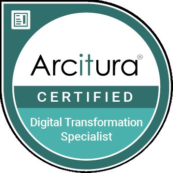 Arcitura Certified Digital Transformation Specialist