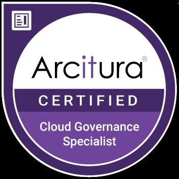 Arcitura Certified Cloud Governance Specialist